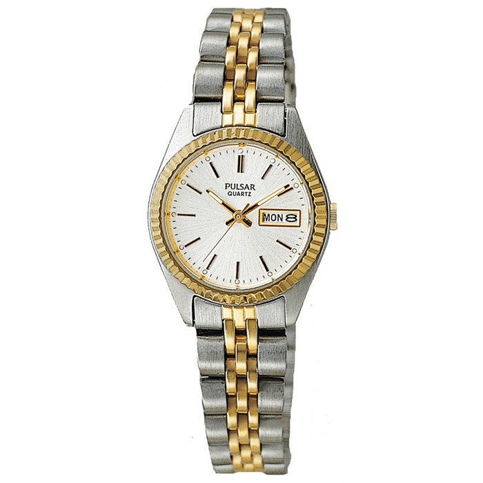 Women's Pulsar Classic Watch - 2-Tone