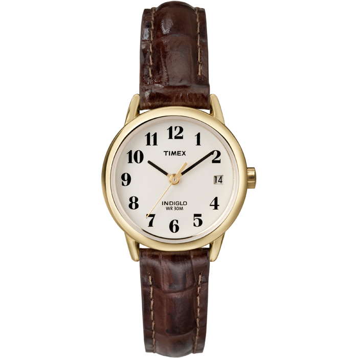Women's Timex watch - Gold Plated