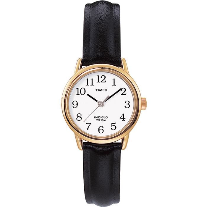 Women's Timex watch - Black Strap