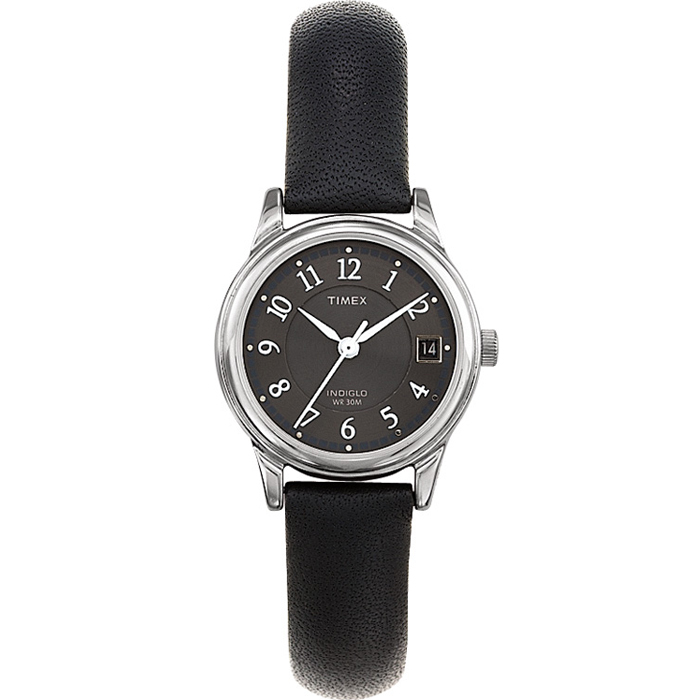 Women's Timex Cavatina collection watch - Black Strap
