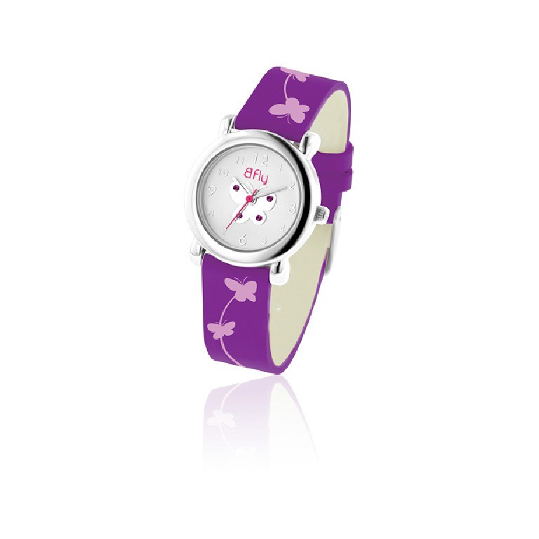 s butterfly watch for young girls - February