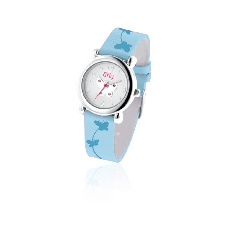 s March butterfly watch for young girls