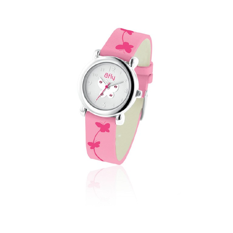 s butterfly watch for young girls - October