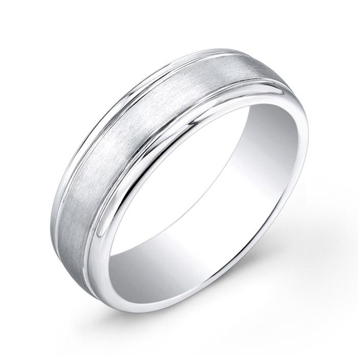 Band with polished sides - Cobalt-Chrome