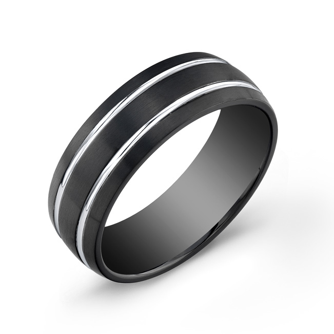 Band for man - 2-tone Stainless steel