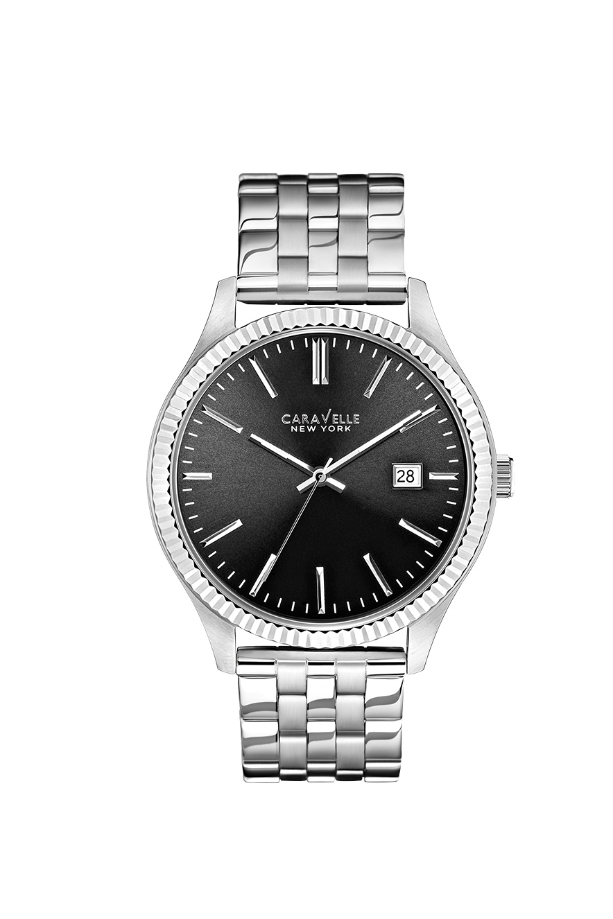 New York watch for men - Stainless steel.