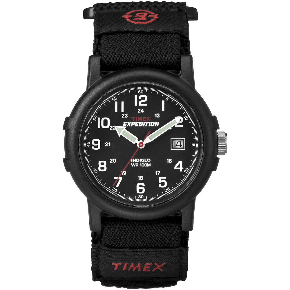 Expedition watch for men - Fast-Wrap® strap.