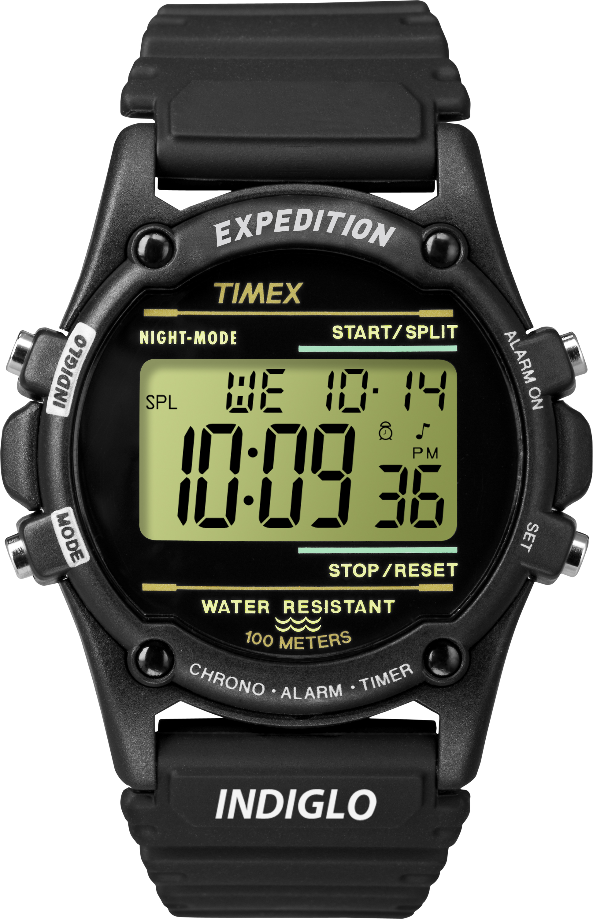 Expedition watch for men