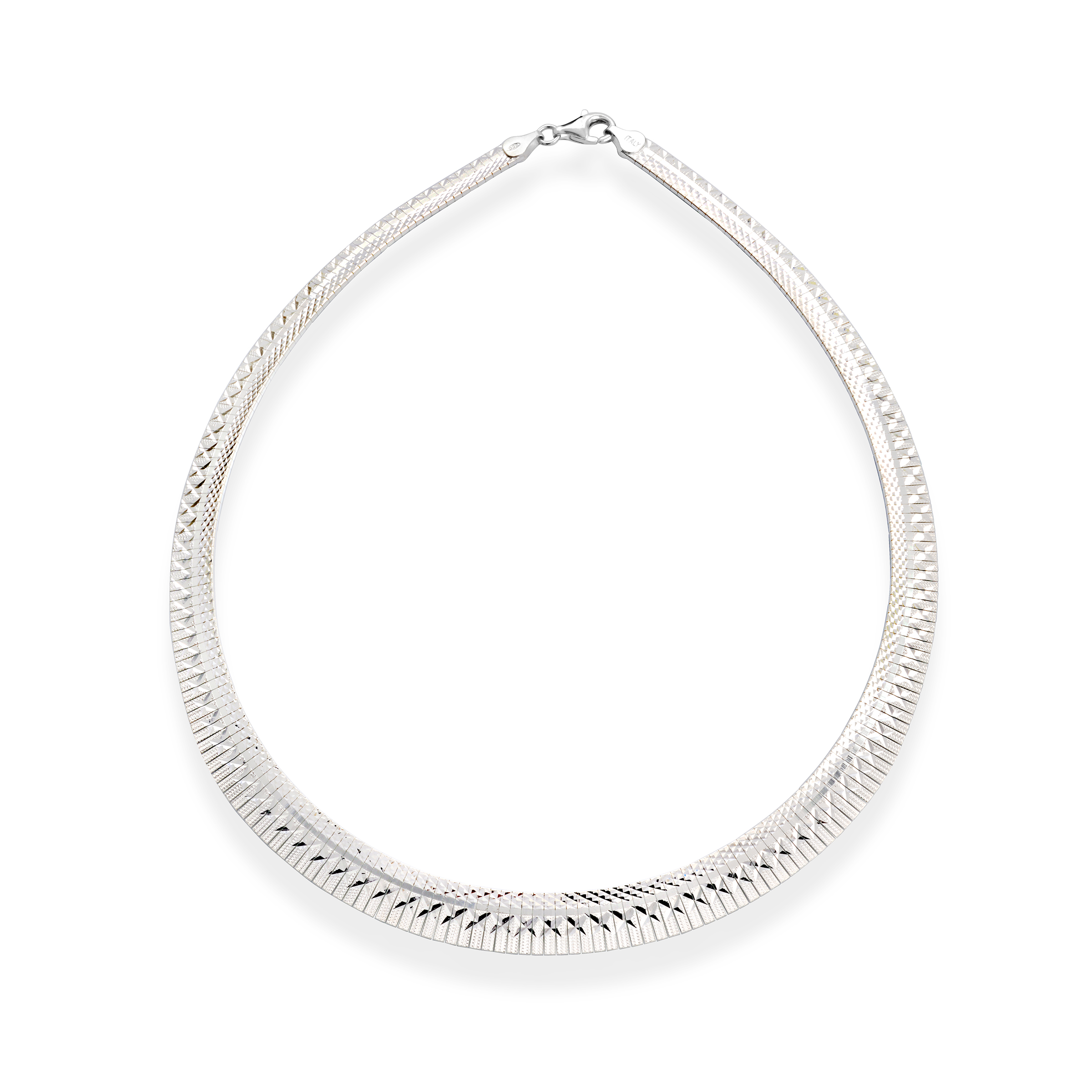 Cleopatra necklace - Sterling silver