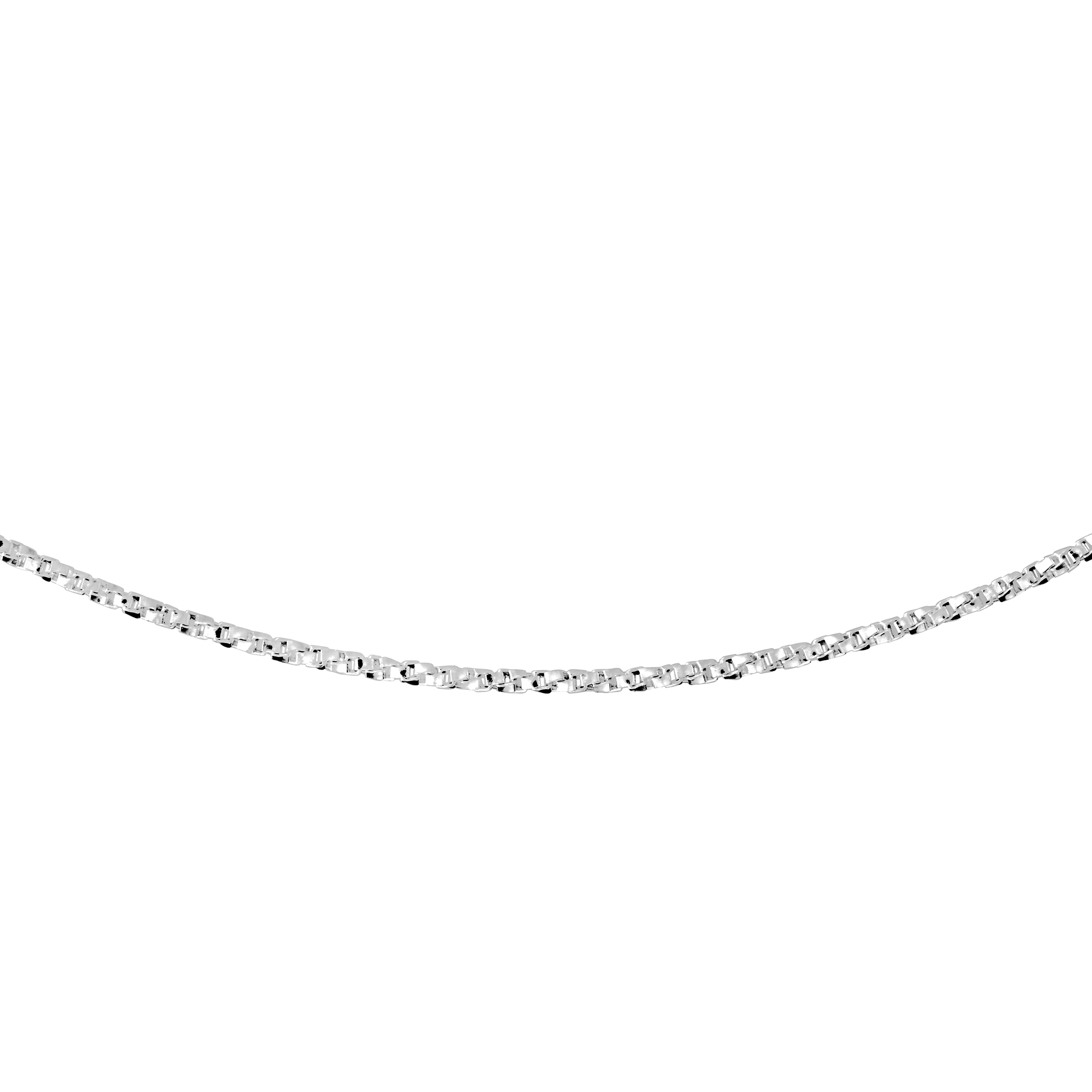 16'' Chain for women - Sterling silver