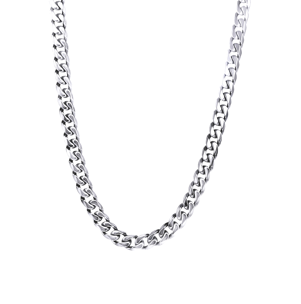 22'' Curb chain - Stainless steel
