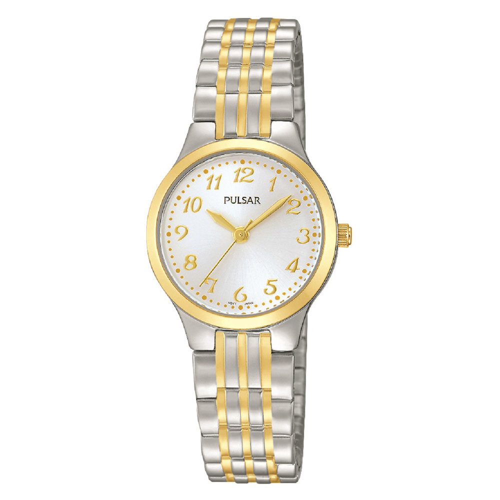 watch with quartz movement for women - Stainless Steel