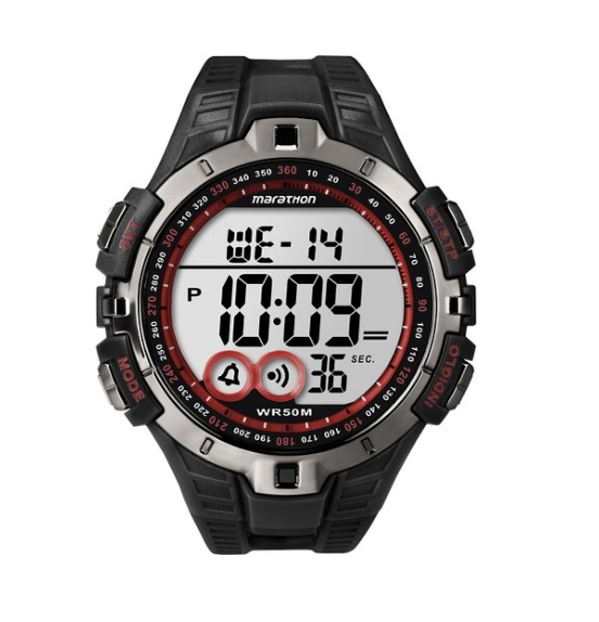marathon watch for men - Digital with multi-functions