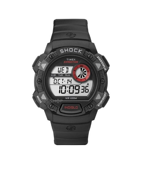 expedition watch for men - Digital with multi-functions