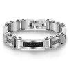Bracelet for men in stainless steel
