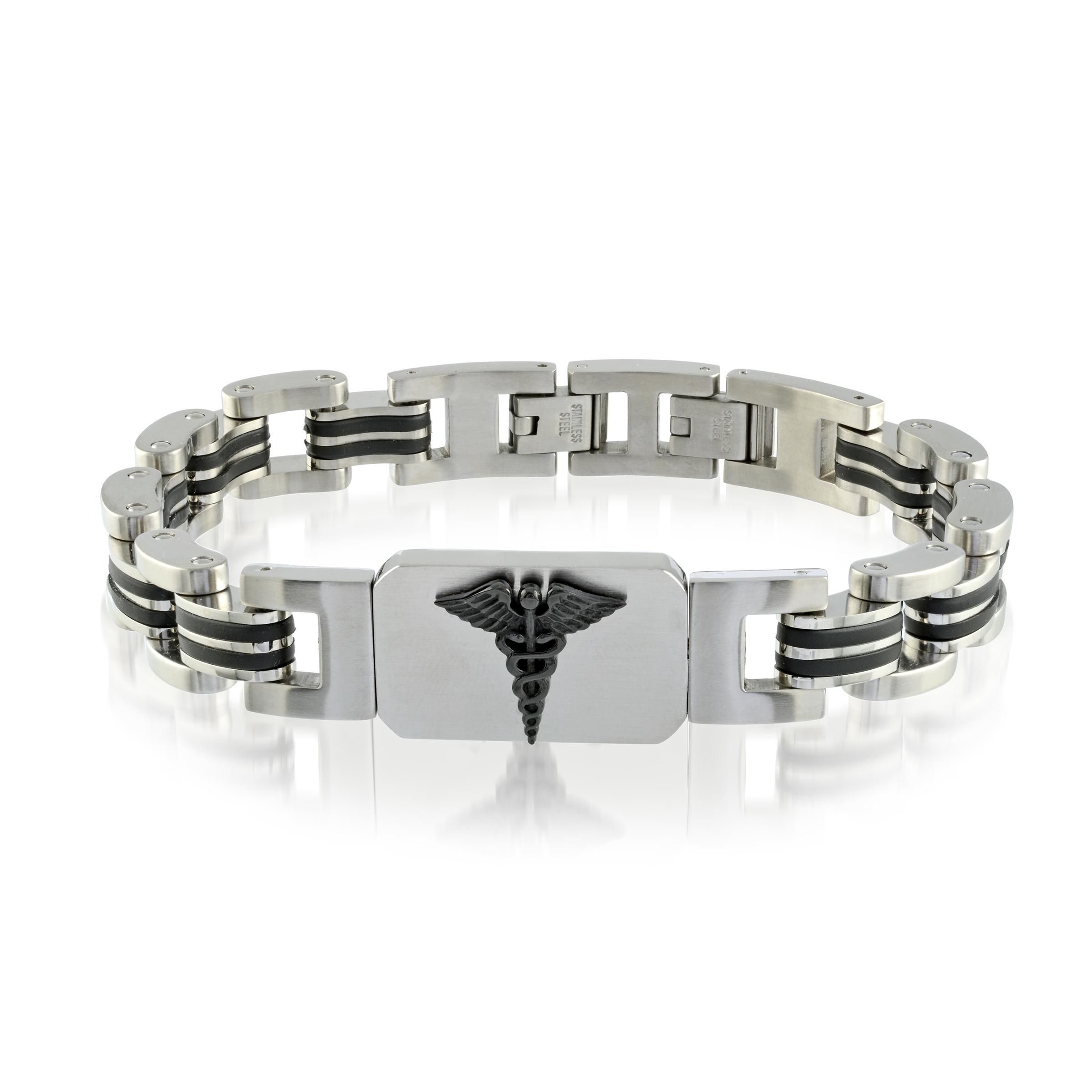 Medical bracelet - Stainless steel