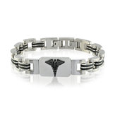 Medical bracelet - Stainless steel