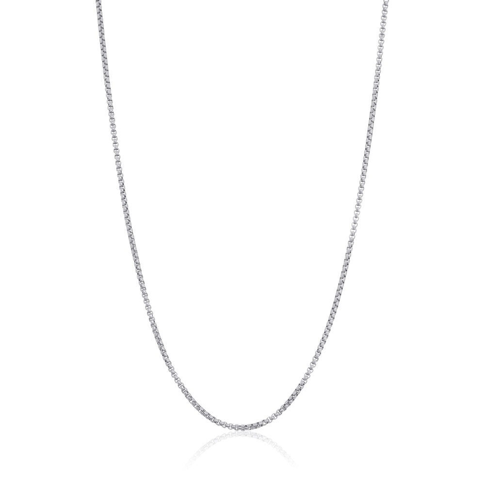 20-inch chain in stainless steel