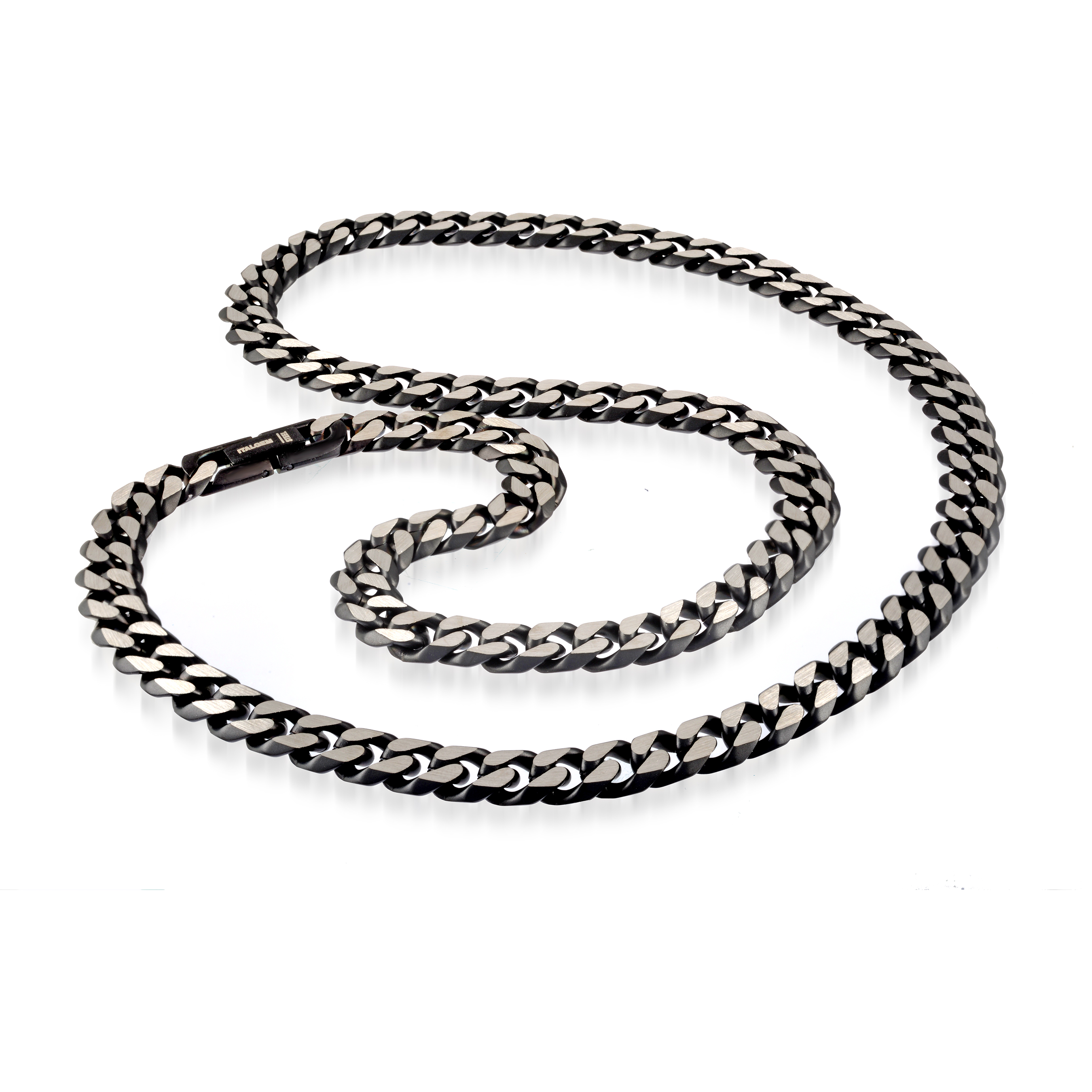 24'' Chain - 2-tone stainless steel