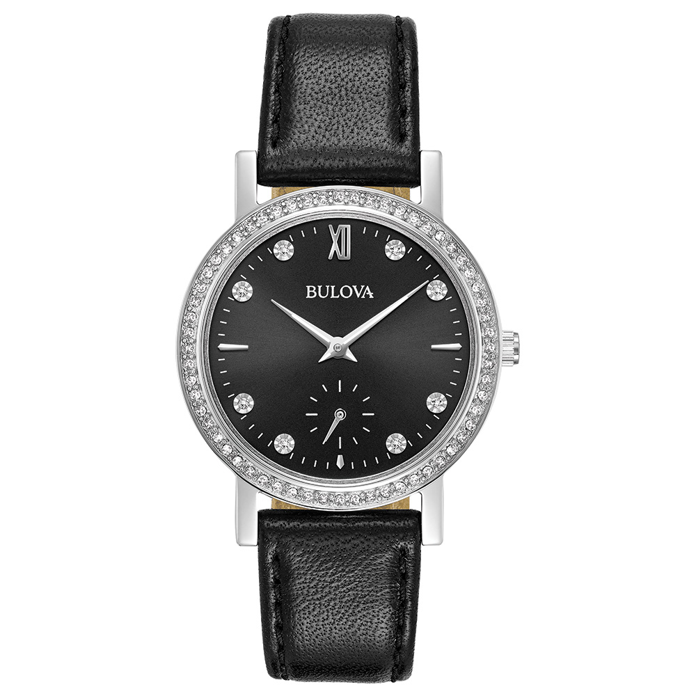 watch for women - Stainless steel & 68 Swarovski® crystals