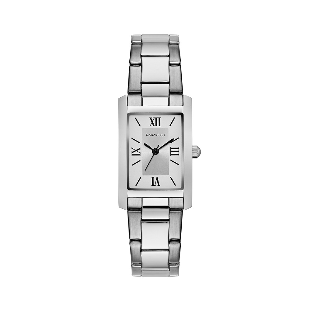 NY Watch for Women - Stainless steel & Silver-white dial