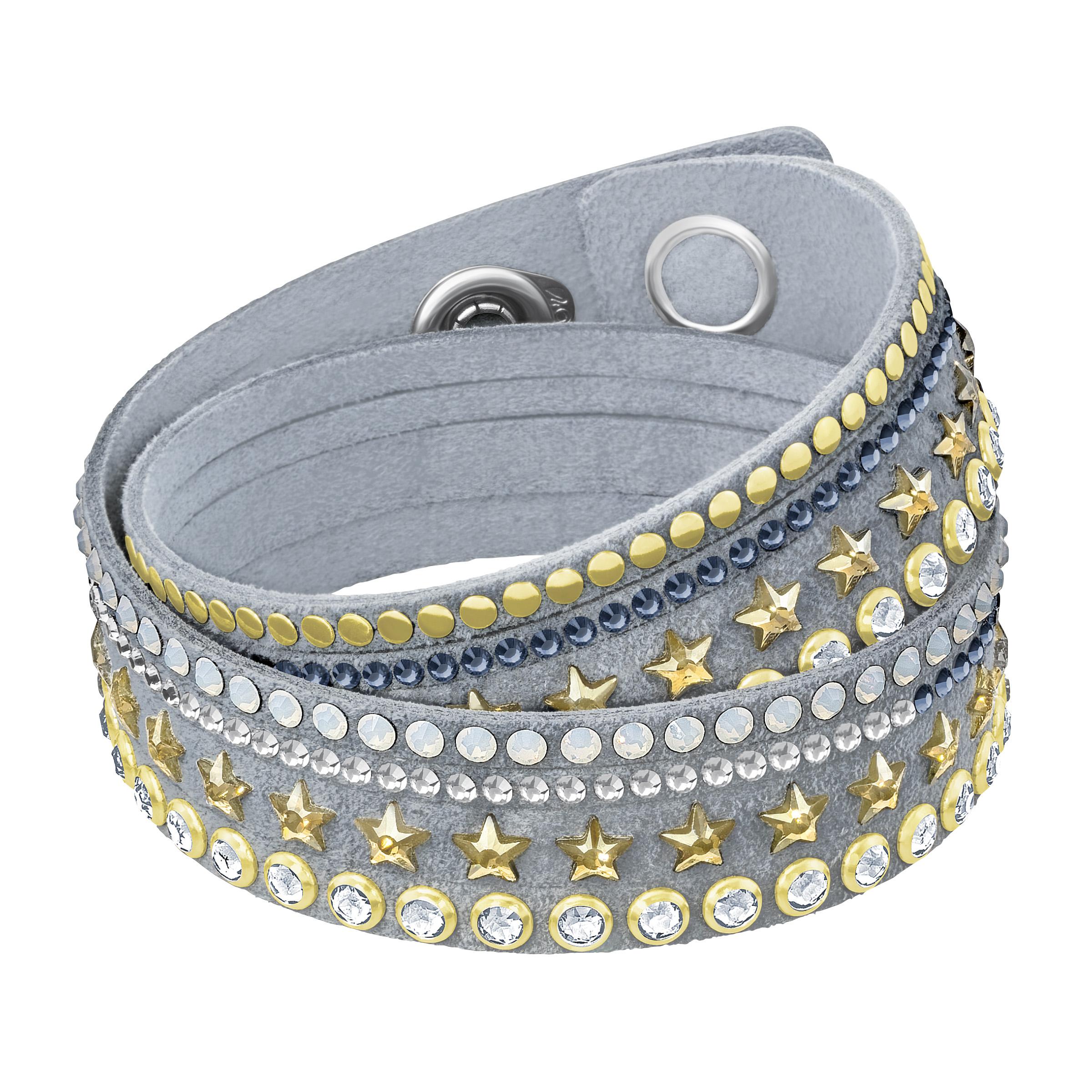 Bracelet Swarovski Slake Stars, multicolore