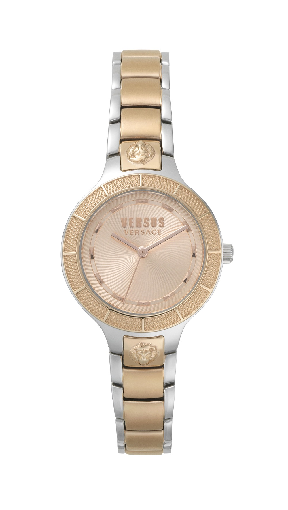watch for woman - 2-tone stainless steel