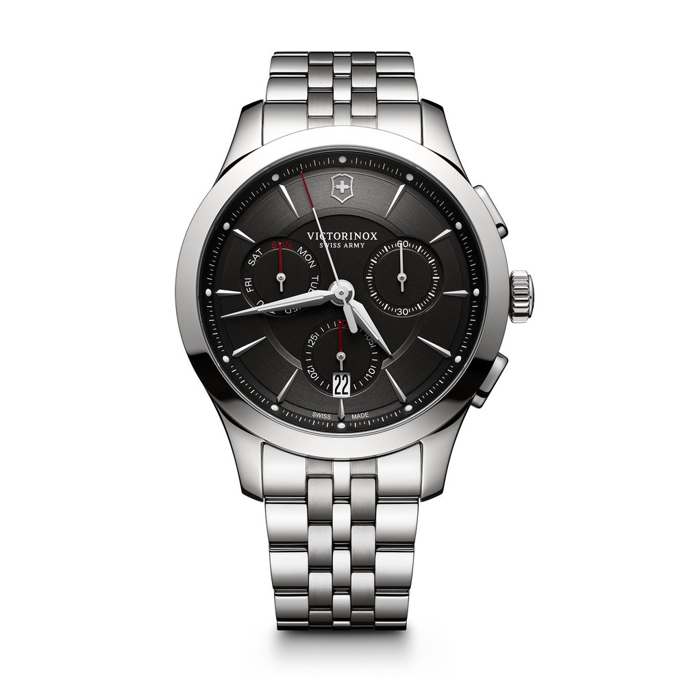 Alliance watch for man - Stainless steel & Chronograph