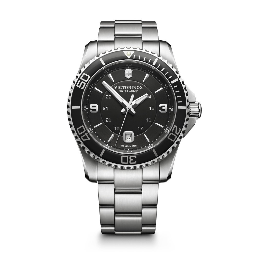 Maverick watch for man - Stainless steel