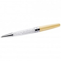PEN, STAINLESS CRYSTALLINE STYLET, GOLD PLATED
