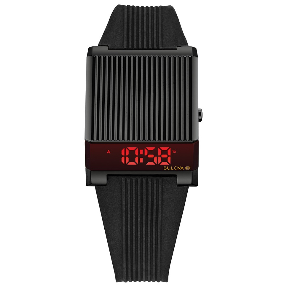 WATCH FOR MEN,STAINLESS STEEL & BLACK RUBBER STRAP