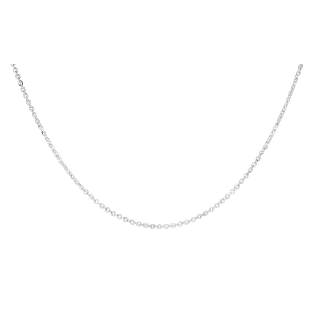 Chain 16'' for woman - Sterling silver .925