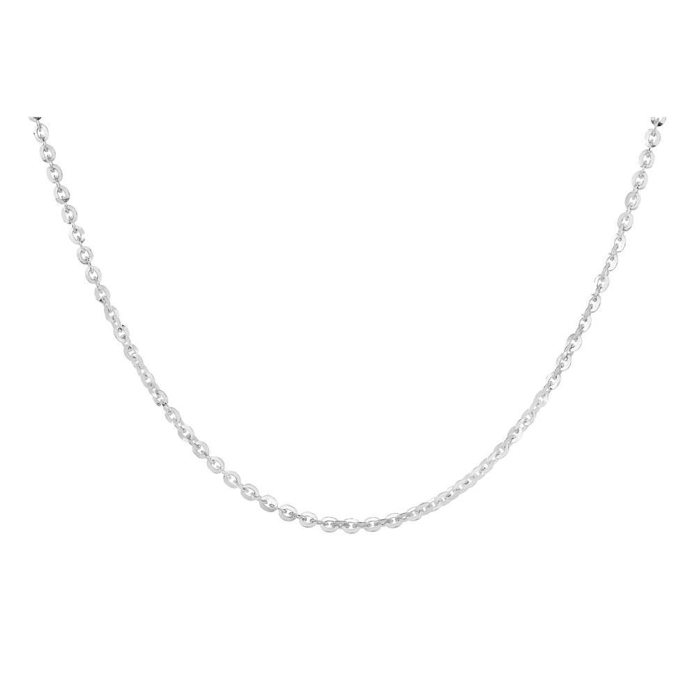 Chain 12'' for woman - Sterling silver .925