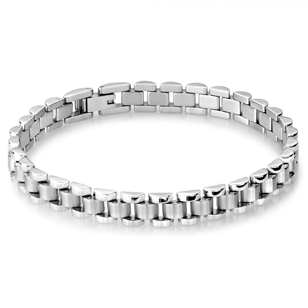 Bracelet pour homme,  Acier inoxydable