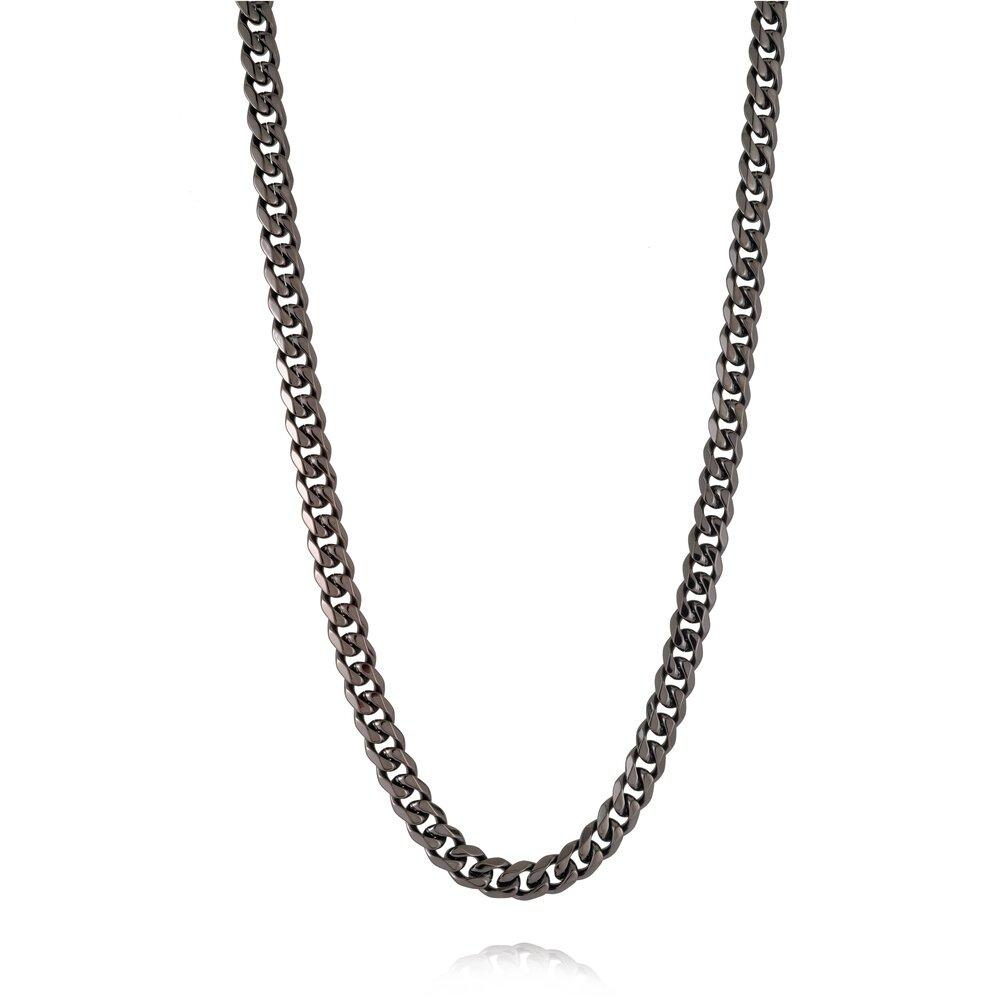 Italgem Chain for men , Stainless Steel 24