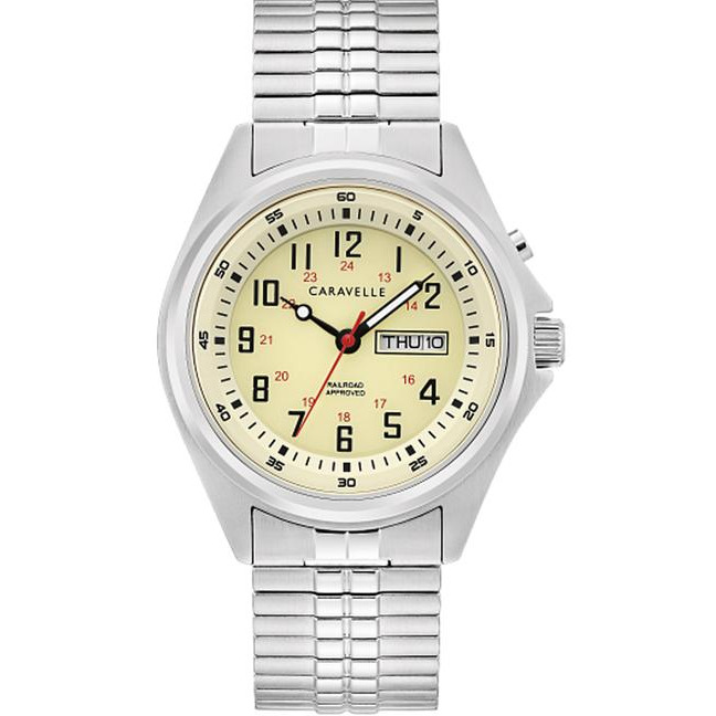 Traditional Model :  stainless steel watch for men
