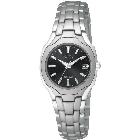 Women's Citizen Eco-Drive watch - Titanium